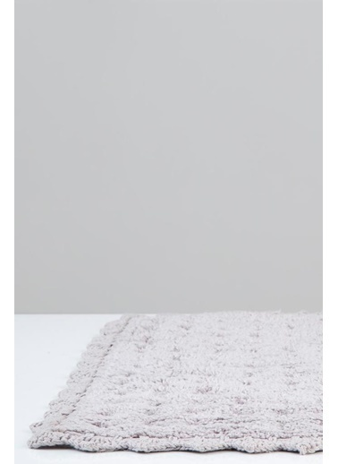 İrya Pamuk Paspas  Garnet 60*90-40*60 Gri